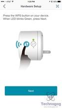 DLink Water Sensor 19
