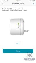 DLink Water Sensor 20