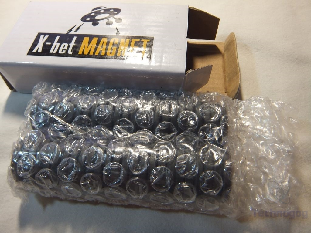 Review Of X Bet Ceramic Magnets 50 Piece Bulk Pack Technogog