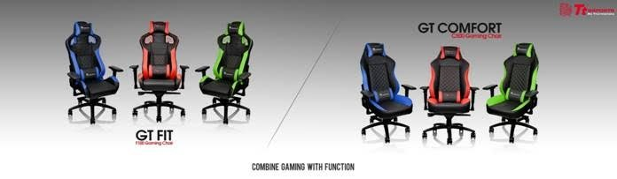 Miraculous Tt Esports Announces Gt Fit Comfort X Fit Comfort Series Bralicious Painted Fabric Chair Ideas Braliciousco