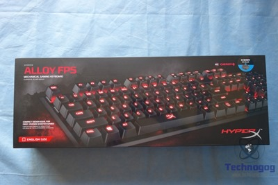 HyperX Alloy FPS 01