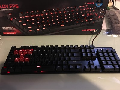 HyperX Alloy FPS 33