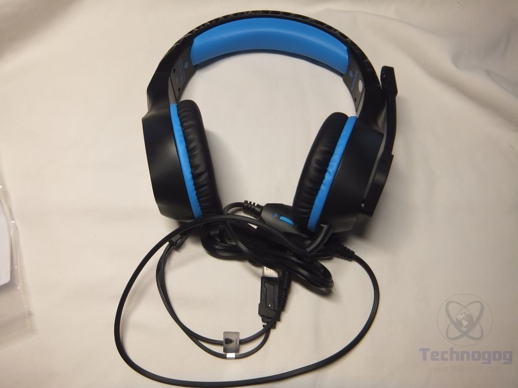 Review of BUTFULAKE SL-100 Stereo Gaming Headset | Technogog on